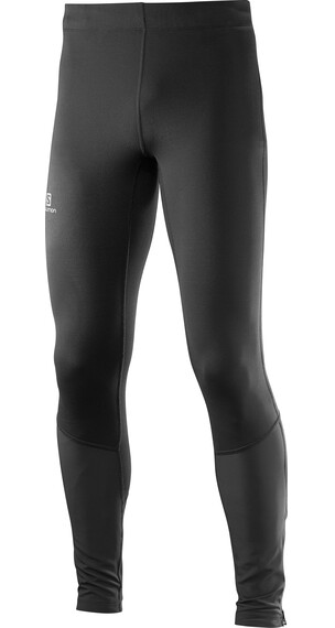 Salomon Agile Long Tights Men black